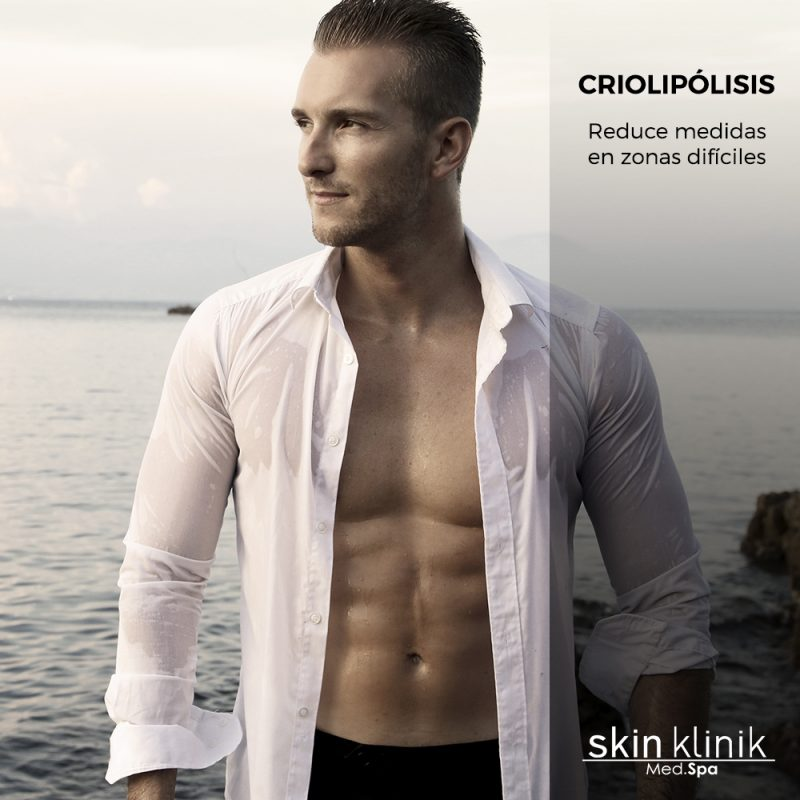 criolipólisis coolshaping reduce medidas en zonas difíciles liposucción sin cirugía reduce grasa localizada en zonas difíciles skinklinik med spa