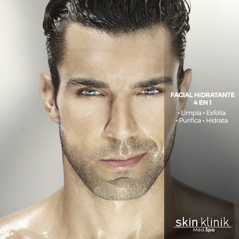 hydraderma facial hidratante 4 en 1 cuidado de la piel skinklinik med spa 2
